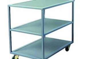 3 Shelf Trolley 600mm x 900mm