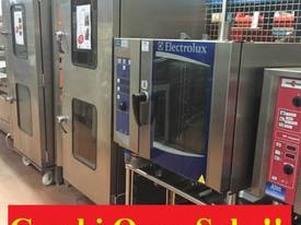 Combi Ovens - New - Used - Clearance Sales