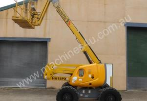 Haulotte HA 18 PX (Unit 0252) Knuckle Boom Lift