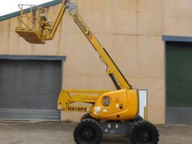 Haulotte HA 18 PX Knuckle Boom Lift - picture0' - Click to enlarge