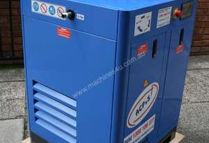 German Rotary Screw - Variable Speed Drive 10hp / 7.5kW Rotary Screw Air Compressor... Power Savings