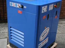 German Rotary Screw - Variable Speed Drive 10hp / 7.5kW Rotary Screw Air Compressor... Power Savings - picture0' - Click to enlarge