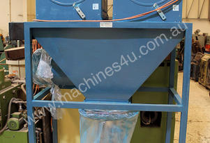 Nederman Filter Box twin dust collector