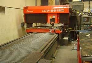 AMADA LCV6612II Laser Cutting Machine