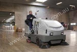 Used Nilfisk CR1200LPG Combination SweeperScrubber