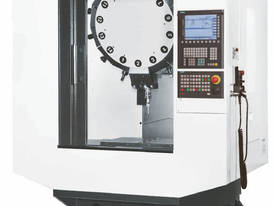 Goodway TLV Series Drilling & Tapping Centre