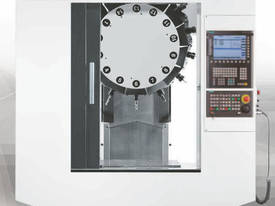 Goodway TLV Series Drilling & Tapping Centre - picture2' - Click to enlarge