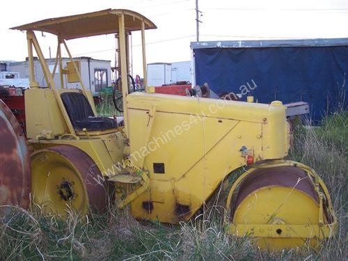 3 point roller , 3.5 ton