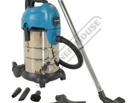 WDV-3P Workshop Wet and Dry Vacuum Cleaner 30 Litre Tank 1700 Litres per Minute Air Flow - picture2' - Click to enlarge