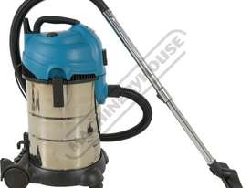 WDV-3P Workshop Wet and Dry Vacuum Cleaner 30 Litre Tank 1700 Litres per Minute Air Flow - picture3' - Click to enlarge
