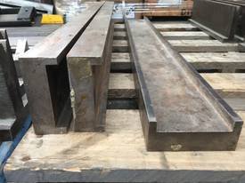 USED Heavy Duty Die Block Cradle 3225mm - picture0' - Click to enlarge