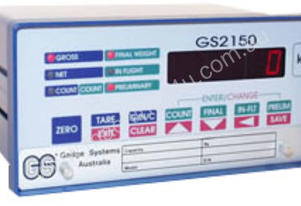 Batch indicator:  Easy to Program - GS2150