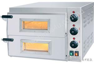 Electmax Double Deck Pizza Oven