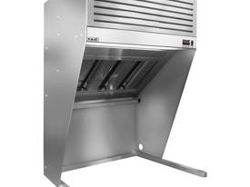 F.E.D. HOOD1500A Bench Top Filtered Hood - 1500mm - picture0' - Click to enlarge