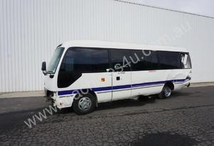 2009 Toyota Coaster 50 Series XZB50R Now Wrecking