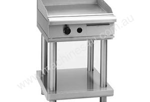 600mm Gas Griddle - Leg Stand model