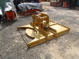 Hydraulic Wood / Tree Cutter Shear  - picture10' - Click to enlarge
