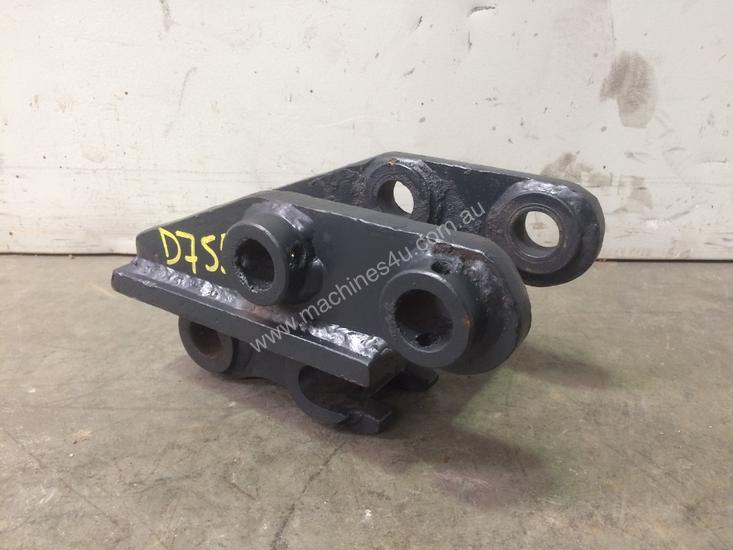 MANUAL HALF HITCH WITH PULL PIN SUIT 1-2T EXCAVATOR D755