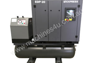Express Compressors Screw Compressor 15kW (20hp)