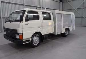 Ford Trader Service Body Truck