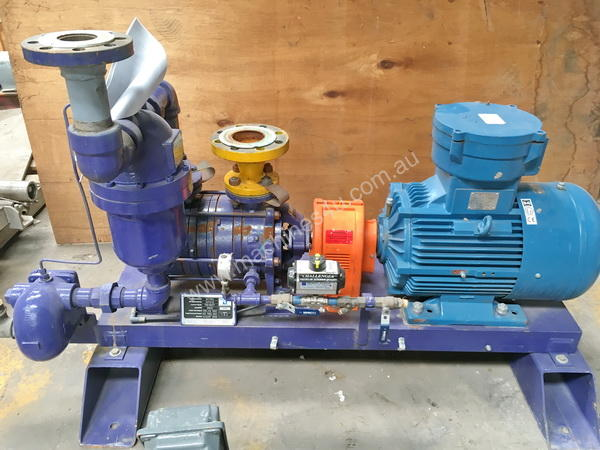 Liquid Ring Compressor/Vac pump