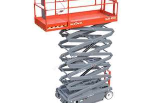 SCISSOR LIFT SJIII4740 13.8M WORK HEIGHT $299PW+G