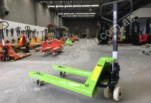 2.5T Capacity Hand Pallet Truck Fork Width 685mm