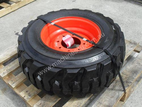 12-16.5 12ply Tyre Rim assemble / Spare Tire PP121