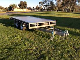 14x7 Flat Top Trailer - picture1' - Click to enlarge