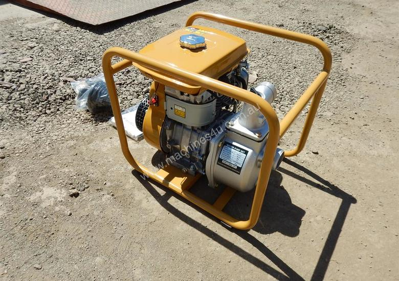 "New Water Pump for sale - Unused 2"" Petrol Water Pump 5 Hp"