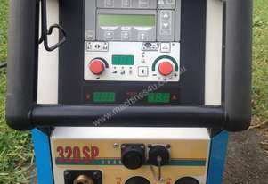 Cigweld 320sp multi process welder