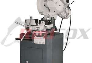 350mm Cold Saw with Stand- drop sawing metal mitre