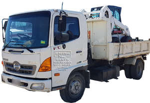 Hino 500 Series Tipper, 6 Speed, Call EMUS NQ