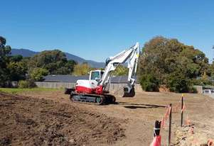 10T Excavator for Hire