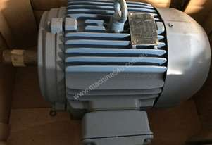 5.5 kw 7.5 hp 2 pole 415 v AC Electric Motor