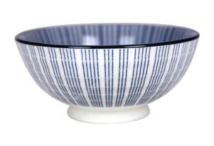 Gusta Out Of The Blue Sun Round Bowl Blue 120mm