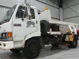 Hino FC Ranger 5 Service Body Truck - picture0' - Click to enlarge