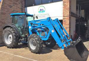 New Landini Powerfarm 100 with loader & 4in1
