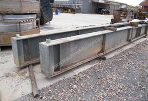 steel beams  galv steels beams