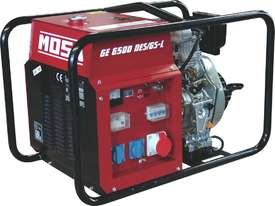 MOSA Diesel 3 PHASE Generator - picture0' - Click to enlarge
