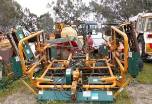 7 gang fairway mower  , kesmac , ex local gov