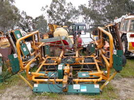 7 gang fairway mower  , kesmac , ex local gov - picture0' - Click to enlarge
