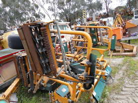 7 gang fairway mower  , kesmac , ex local gov - picture2' - Click to enlarge