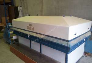 Payco Vinyl Wrap machine used