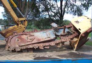 860T trenching attachment  , for 100hp machines