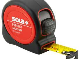 Sola Protect Tape Measure - 8m - picture2' - Click to enlarge