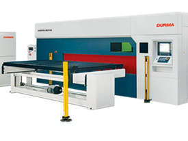 Durma Laser Cutting Machine - picture2' - Click to enlarge