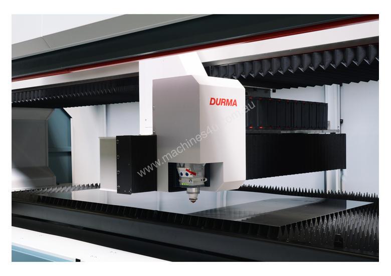 Durma Laser Cutting Machine