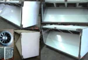 STAINLESS STEEL EXHAUST CANOPY - commercial canopies