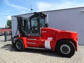Used 16tonne Forklift Truck 2014 - picture0' - Click to enlarge